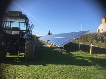 Alternative Energy Ireland Agri Installation 004