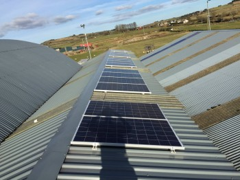 Alternative Energy Ireland Agri Installation 005