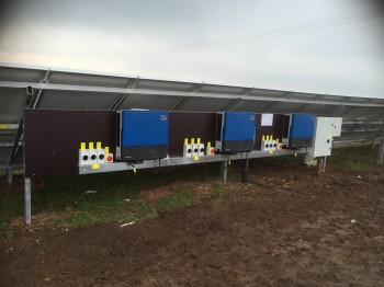 Alternative Energy Ireland Agri Installation Control Panels